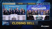 Closing Bell Ringer: May 9, 2018