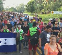 Matt Gutman: Caravan is a 'mass of humanity' heading toward U.S. border