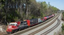 Norfolk Southern multi-state safety train tour underway