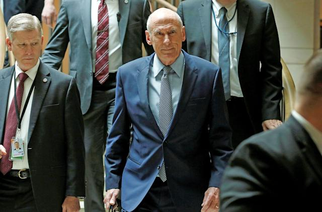 US intelligence chief says 'no evidence' of Chinese spy chips