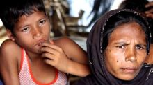'There's nowhere to go': One family's struggle inside a Rohingya refugee camp