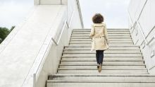 ¿Quieres mejorar tu salud? Sube las escaleras