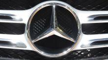 Daimler verkauft erstmals im November mehr als 200.000 Mercedes-Autos