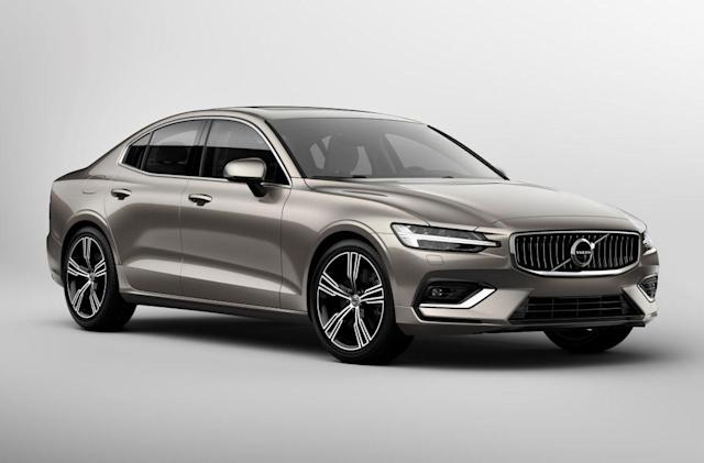 Volvo's new US-made S60 sedan will be available via subscription