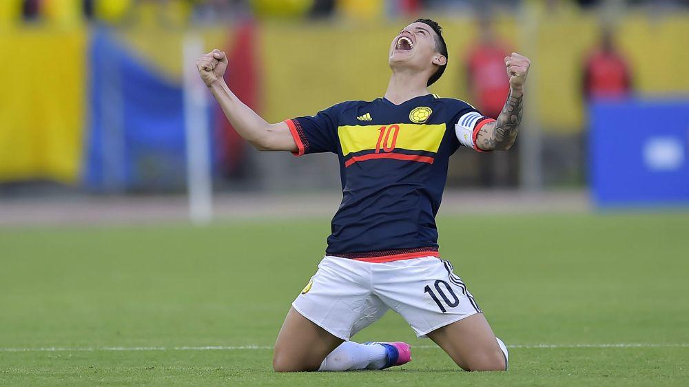 Colombia sabe sacar las garras cuando está contra las cuerdas