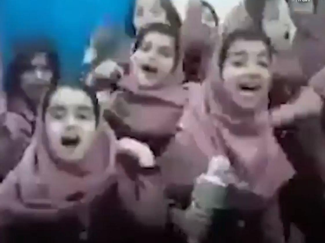 "Iranian authorities have launched an investigation into ""disturbing"" social media videos of schoolgirls dancing to a pop song.Education minister Mohammad Bathaei said a team of specialists had been appointed to trace the source of the videos, featuring the music of US-Iranian rapper Sasy.""The enemy is trying different ways to create anxiety among the people including by spreading these disturbing videos,"" he said.""I'm certain there's some kind of political plot behind the publication of these devious clips in schools.""The videos show groups of children – and even some teachers – taking part in an online dance challenge to the song ""Gentleman"", according to the Center for Human Rights in Iran.Several clips of dancing children were also posted by the singer on his own Instagram page in defiance of the criticism from hardline conservatives in parliament.After deputy speaker Ali Motahari called for the headteachers of the schools to be sacked, Sasy invited the politician to take part in the challenge before suggesting that he should focus on more important issues.""Seriously, you left the dollar, meat, high prices... and decided about ""Gentleman""?, wrote the singer, who has more than 2 million followers.Another cabinet member, Tadbir Wamid, claimed the videos were ""causing concern and disturbance of people's beliefs about education"".""It's unclear exactly where the clips are, and how it is made,"" he said. ""That's why we need the honourable prosecutor, as well as the cyberpolice, on the source and release of the clips.""Ayatollah Abbas Ka'bi, a member of the Iran's Guardian Council of the Constitution, also called for school officials to be prosecuted, claiming the videos were ""part of the enemy's cultural war"" against Iran.In another post on Saturday morning, Sasy responded: ""Did not you think about one day talking about Friday prayers? This song is listened to once in school and thousands of times in homes... get to the big trouble of the country.""Iran's judiciary and security forces are dominated by hardliners who launch periodic crackdowns on behaviour considered un-Islamic.In 2014, seven Iranians were sentenced to six months in prison and 91 lashes, suspended for three years, for dancing in their homemade version of the Pharrell song ""Happy"".Last year an Iranian teenager posted videos of herself dancing in her bedroom. Maedeh Hojabri, an 18-year-old gymnast, was forced to issue an apology on state TV.The education minister said that the investigation into the latest videos would ensure that ""public trust and beliefs of the religious people in relation to the education system are not compromised"".He added that arrangements would be made to ""strengthen prayer"" in schools, adding: ""The only thing that can save students from dangers is prayers in schools."""