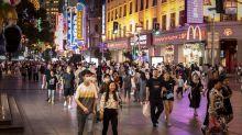 China's Recovery Steadies as Economy Slowly Starts to Rebalance