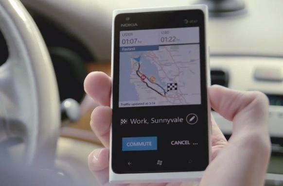 Nokia Drive 3.0 arrives with My Commute, your Lumia is no excuse for being late (video)