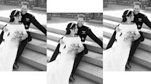 What Meghan & Harry were laughing about at wedding