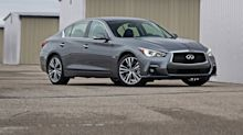 Jack of Some Trades: 2018 Infiniti Q50