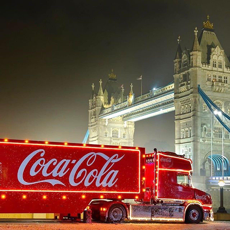 Coca Cola Truck Tour 2021 Termine