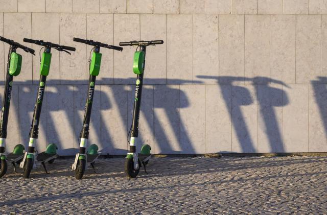 Lime now owns Uber's Jump bike and scooter service