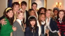 Blake Lively just shared a glorious behind the scenes Gossip Girl throwback