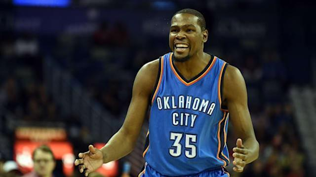 In 2012, Kevin Durant explained how to pass the time in Oklahoma City