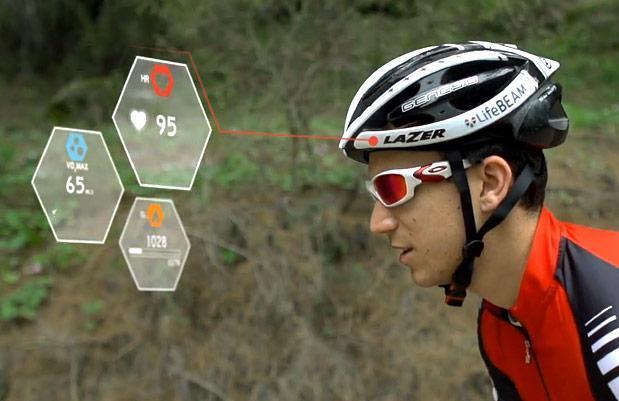 Insert Coin: LifeBeam heart-monitoring smart cycling helmet (video)