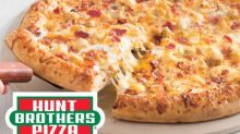 Hunt Brothers® Pizza Brings Back Popular Chicken Bacon Ranch Pizza