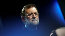 Spain's Rajoy says will seek parliament's backing to form government