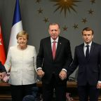 Erdogan says to meet Putin, Merkel, Macron on March 5 over Idlib