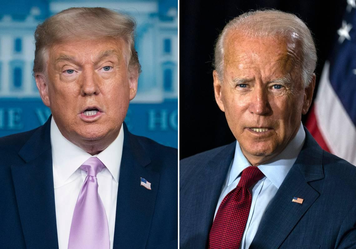 What will Trump and Biden talk about during the debate? Vegas is taking bets