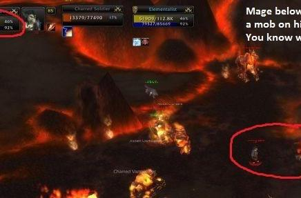 Encrypted Text: How to run the Molten Front