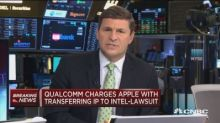 Qualcomm charges Apple with transferring IP to Intel, ame...