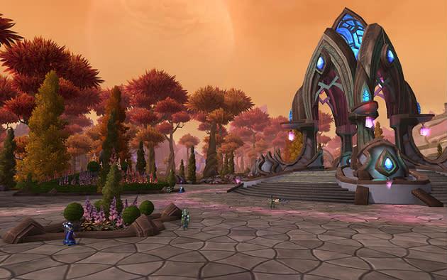 Blizzard blocks 'World of Warcraft' and 'Diablo 3' in Crimea