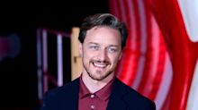 'We value you so much' – James McAvoy's message to NHS frontline workers