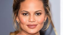 Chrissy Teigen gives it to us straight, tells us all about her lopsided breastfeeding boobs