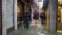 """It's a silent and resigned scream"" Venetian resident says after flood"