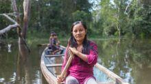 La peruana Liz Chicaje gana premio Goldman por impulsar reserva en Amazonía