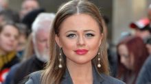 Emily Atack suffered panic attack shortly before entering I'm A Celebrity