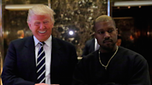 Kanye West says he loves Trump because they're both 'dragon energy' — here's what that means