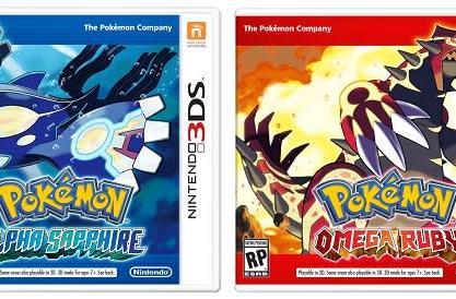 Nintendo: Pokemon Alpha Sapphire, Omega Ruby are 'full remakes'