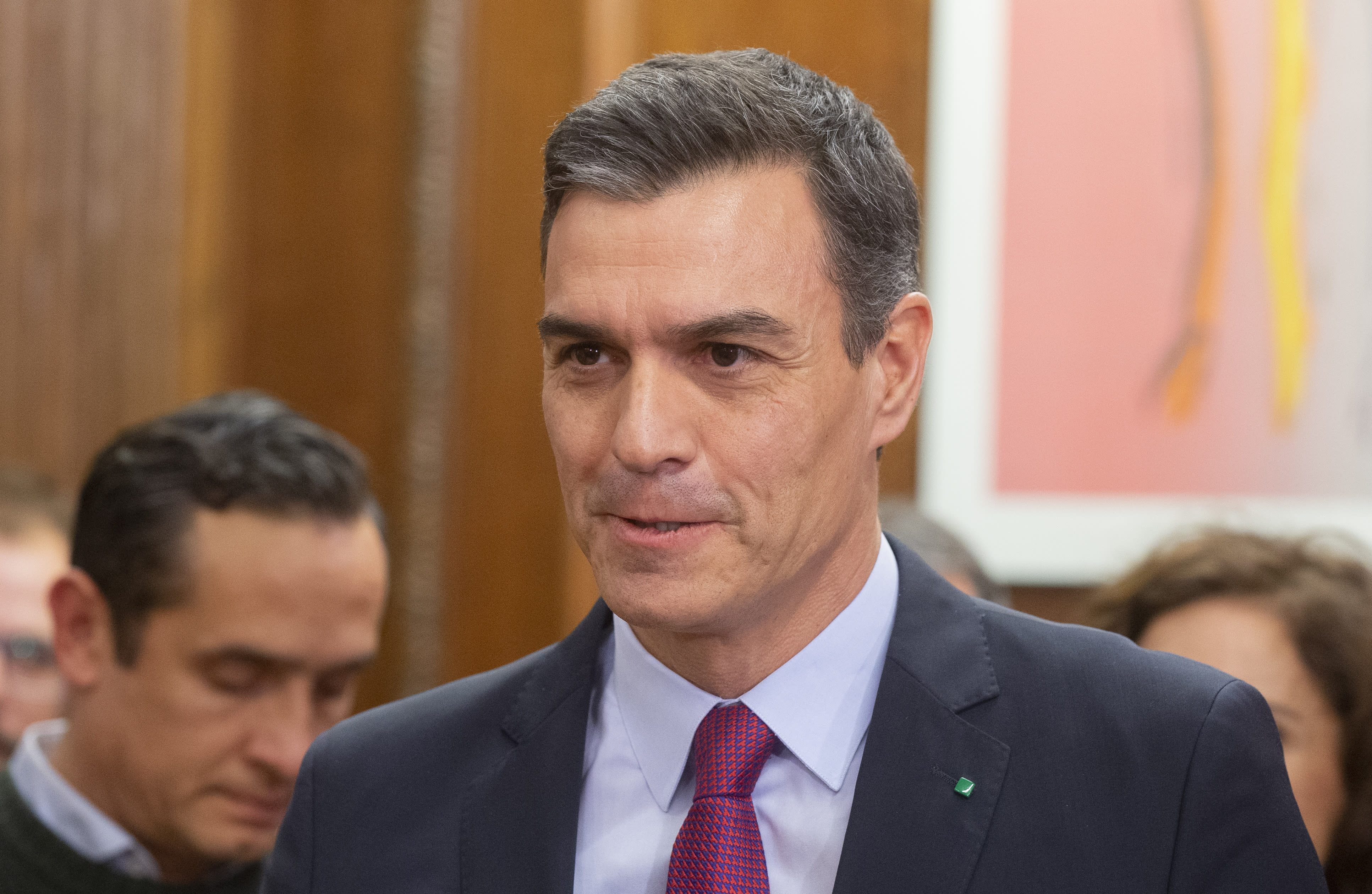 Sanchez fails at first attempt to form Spanish coalition