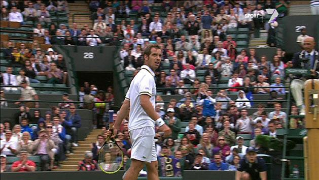 Highlights: Gasquet v Soeda