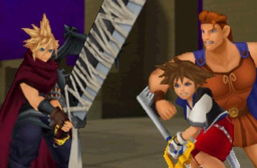Kingdom Hearts Re: coded being re: leased January 11