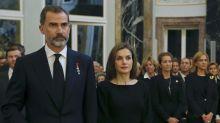 El tenso reencuentro entre Felipe y Letizia y la infanta Cristina