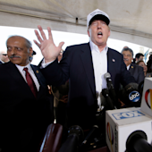 Donald Trump just threw a wrench into the debate about immigration