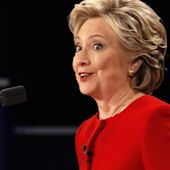 Double punch — Clinton blasts Trump on 'Miss Piggy' at debate and with ad