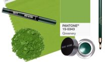 Greenery makeup: Rock Pantone's 2017 colour trend on your eyes