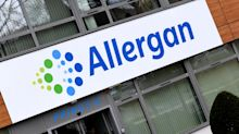 Allergan stock jumps on news that Abbvie will buy Botox maker in a $63 billion deal