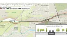 Verkehr: Tangentialverbindung Ost macht Neubau der Gütergleise nötig