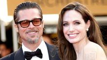 Angelina Jolie stalls Brad Pitt divorce 'for financial reasons'