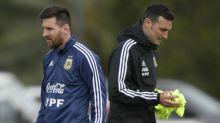 La Selección argentina, según Scaloni