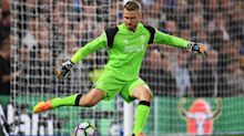 Mignolet wants 'fair' Karius battle