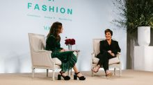 Kris Jenner Would Love to Have Her Own Fashion Line in the 'Near Future'
