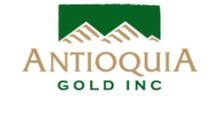 Antioquia Gold Cisneros Operations Updated