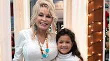 Dolly Parton Pulled Child Actress Back from Oncoming Car While Filming Her New Netflix Film