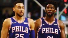 Philadelphia practices with Ben Simmons as power forward, Shake Milton at point guard