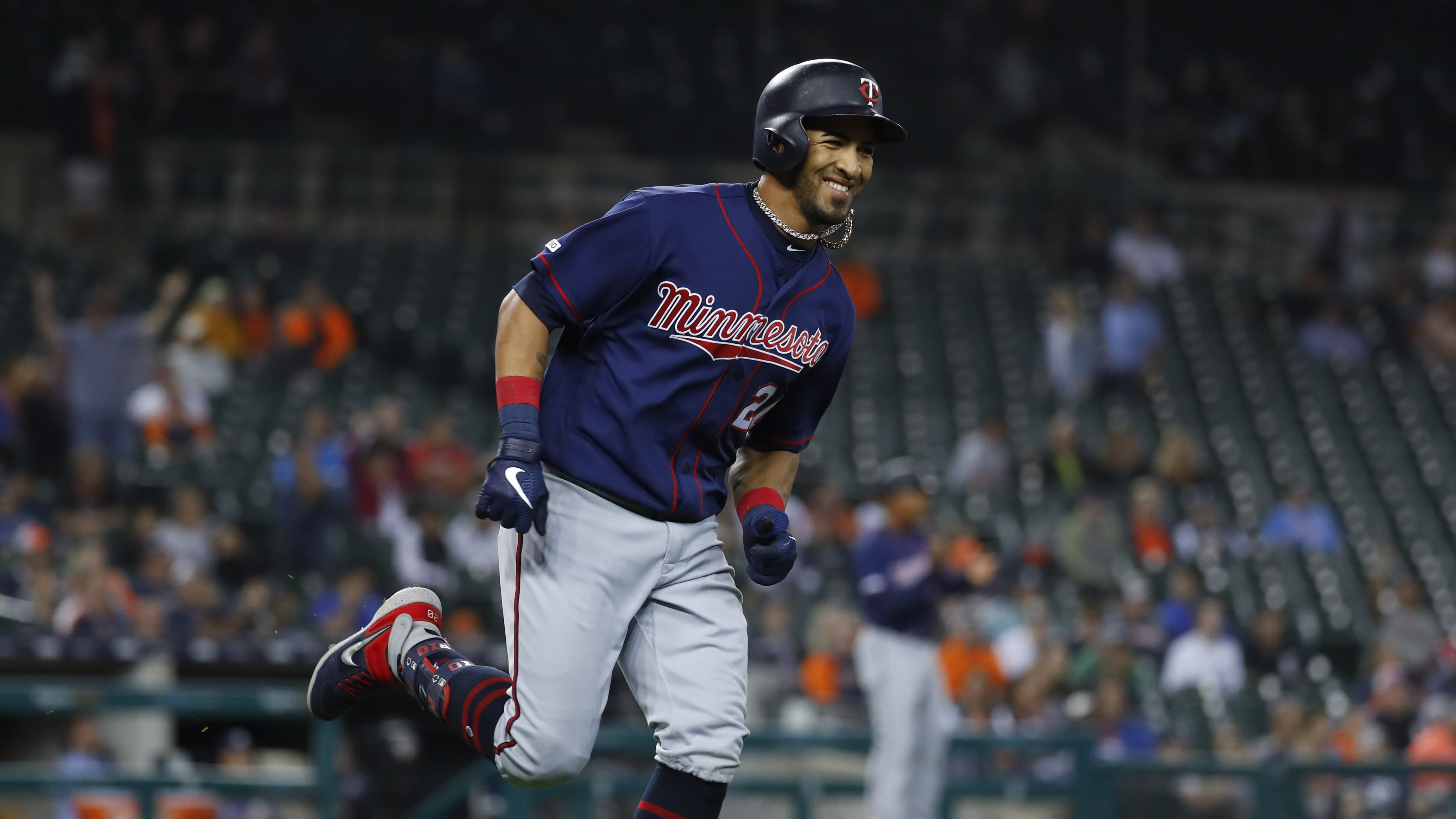 AL Central champion Twins first Major League Baseball team to hit 300 homers